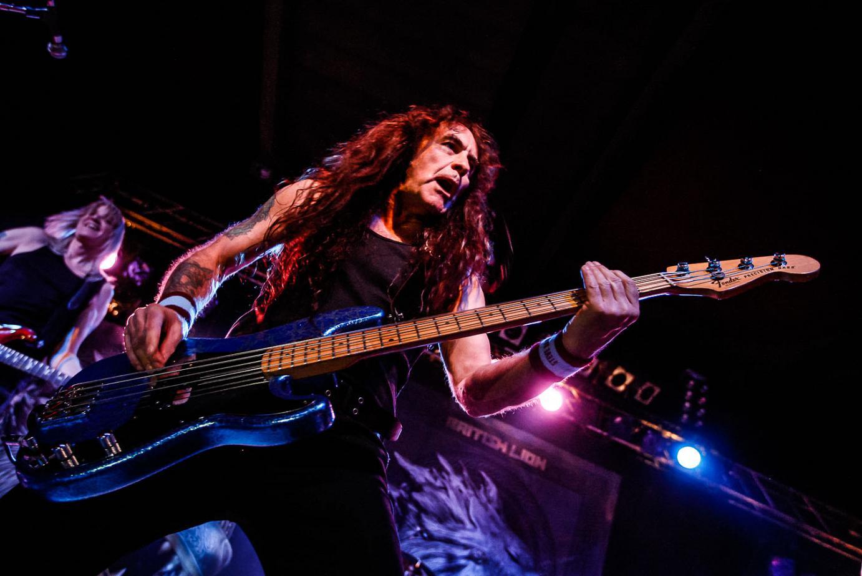 Fotos von Steve Harris British Lion am 09.03.2013 in der Live Music Hall, Köln