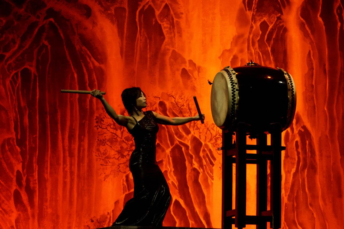 Fotos von TAO – Die Kunst des Trommelns in der Arena Trier