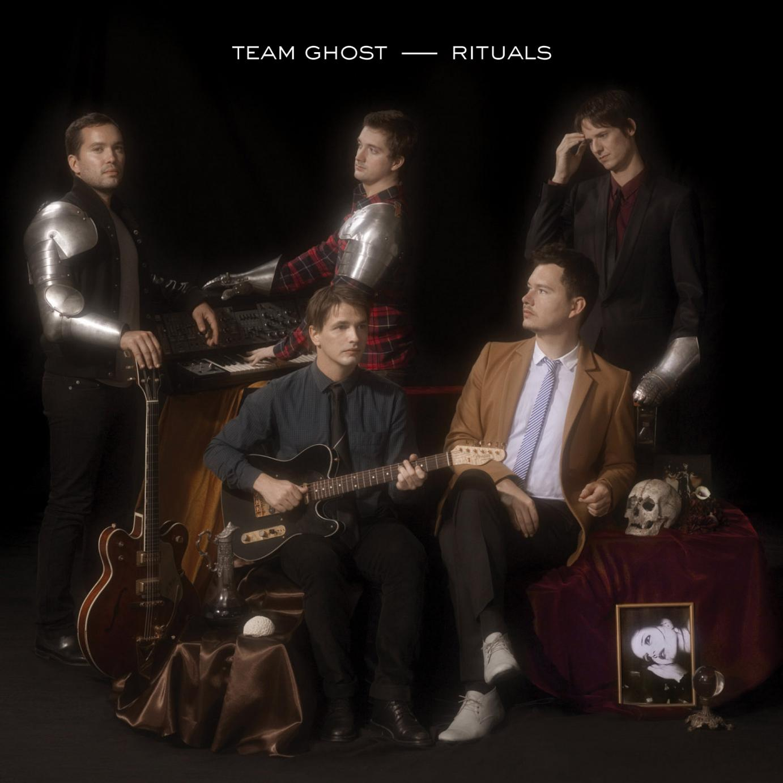 """Düster und trotzdem radiotauglich – """"Rituals"""" von Team Ghost"""