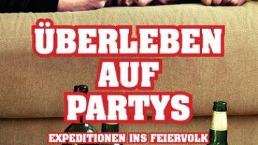 Oliver Uschmann hat die Festivals hinter sich und überlebt nun auf Partys