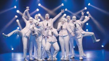 """Die VOCA PEOPLE schlugen mit ihrem Programm """"Life Is Music"""" in Trier auf und faszinierten das Publikum mit einer lupenreinen A-cappella-Show"""