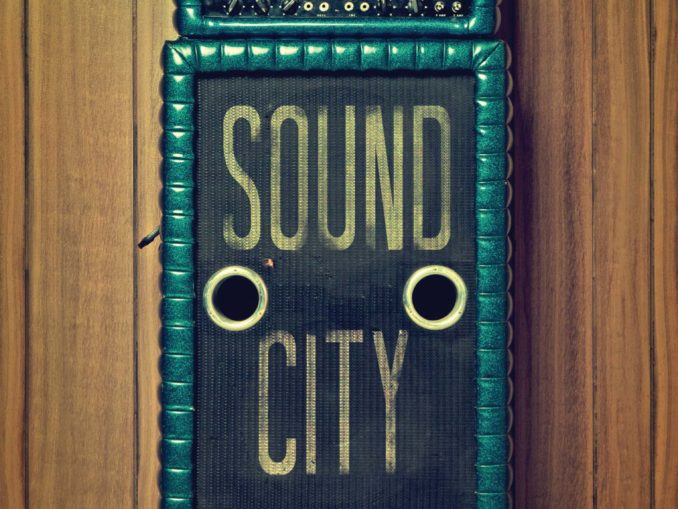 Cover Sound City