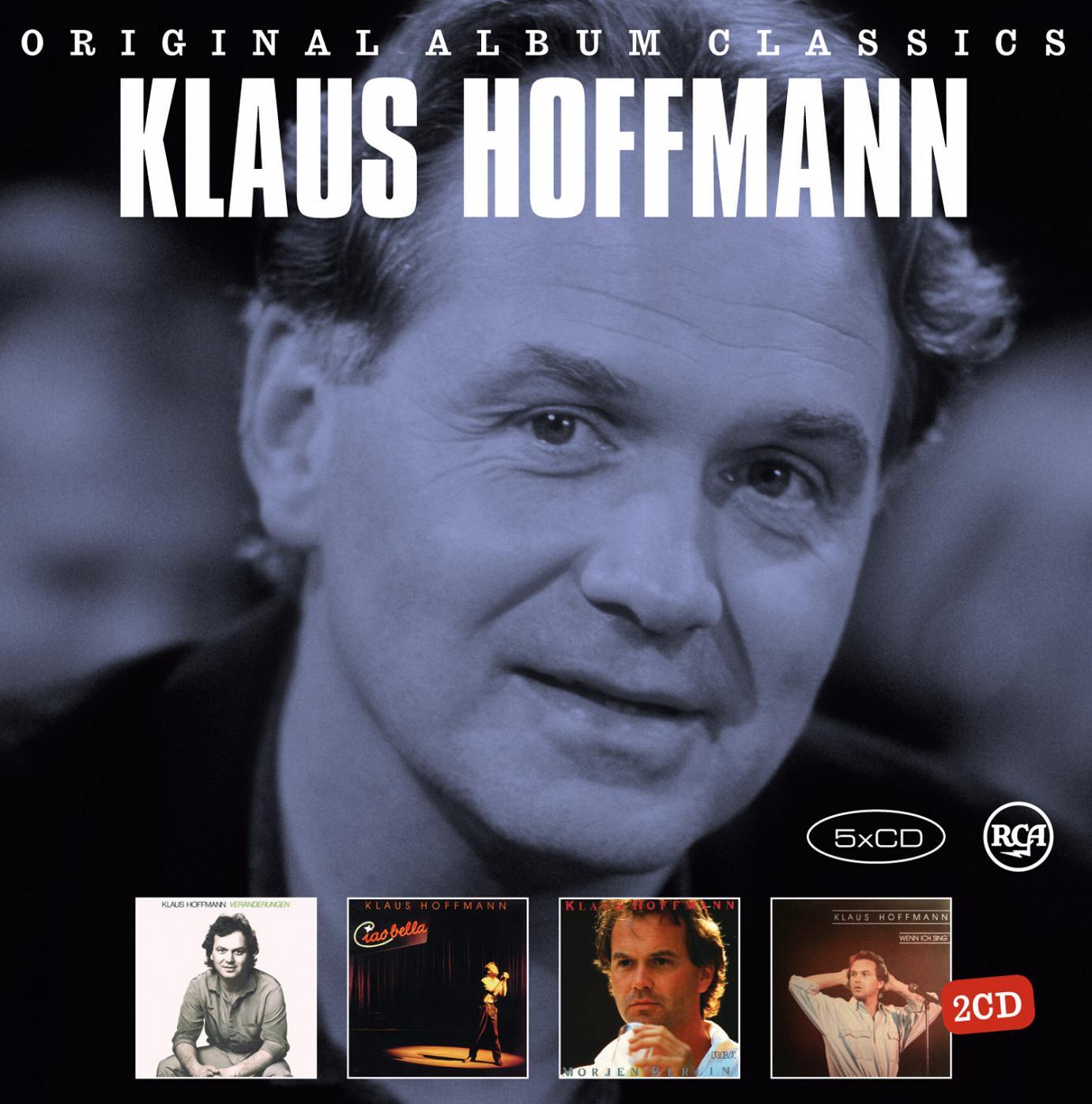 """Die """"Original Album Classics"""" werden mit neuer Staffel fortgesetzt. Unter anderem dabei: Ulla Meinecke und Klaus Hoffmann"""