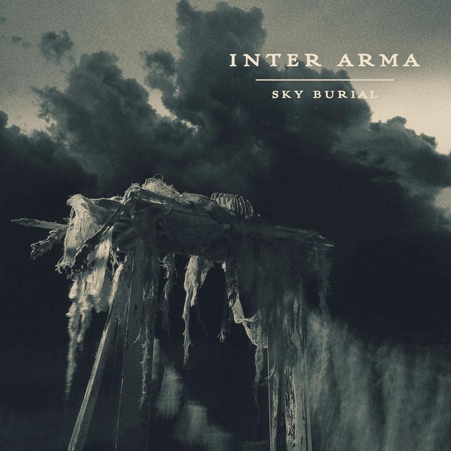 """Inter Arma haben Sludge im Blut und Black Metal im Kopf – """"Sky Burial"""" wirkt frisch und frei. TIPP!"""
