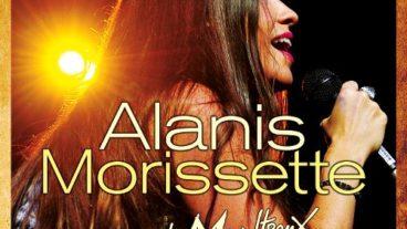"""Montreux Sounds setzt die Veröffentlichung von Konzertmitschnitten mit """"Alanis Morisette – Live At Montreux 2012"""" fort"""