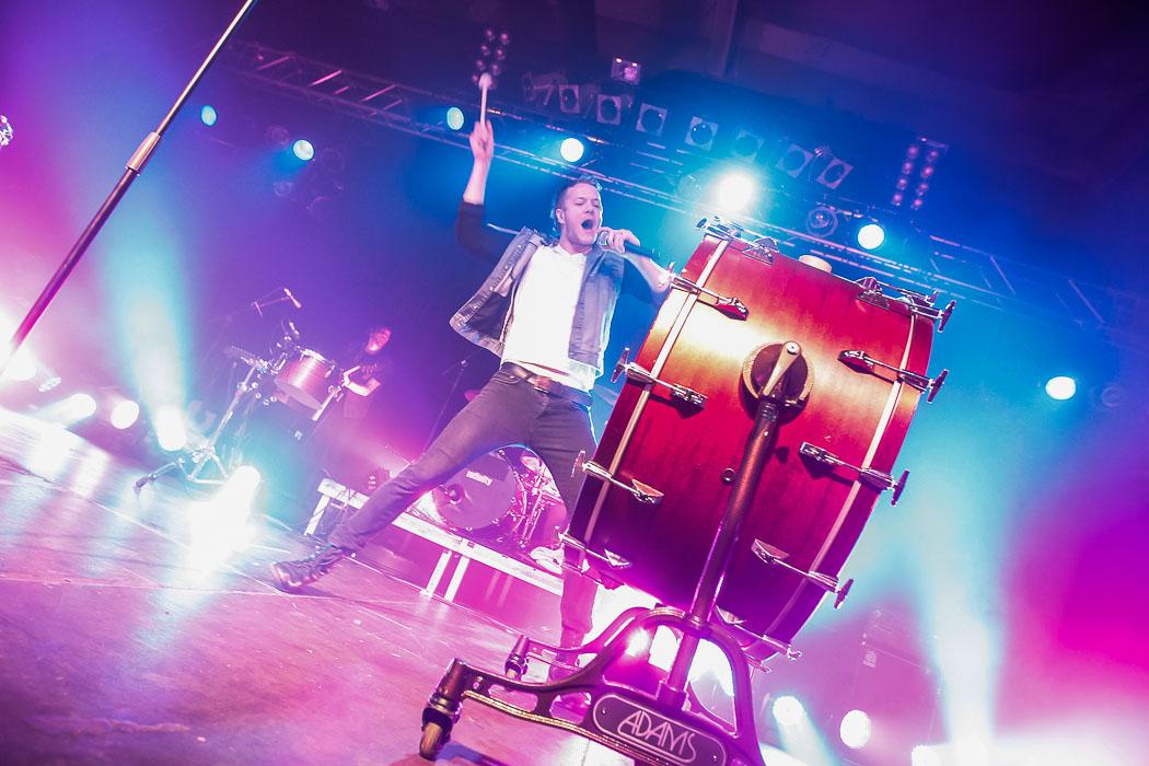 Imagine Dragons begeistern die Kölner Live Music Hall 20.04.2013
