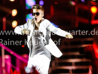 Konzert - Justin Bieber