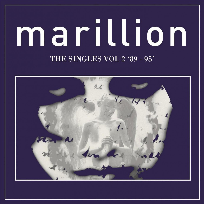 Marillion The Singles 89-95 – Auch die Singles aus Marillions erster Phase mit Steve Hogarth von 1989 bis 1995 erscheinen nun als kompakte CD-Box