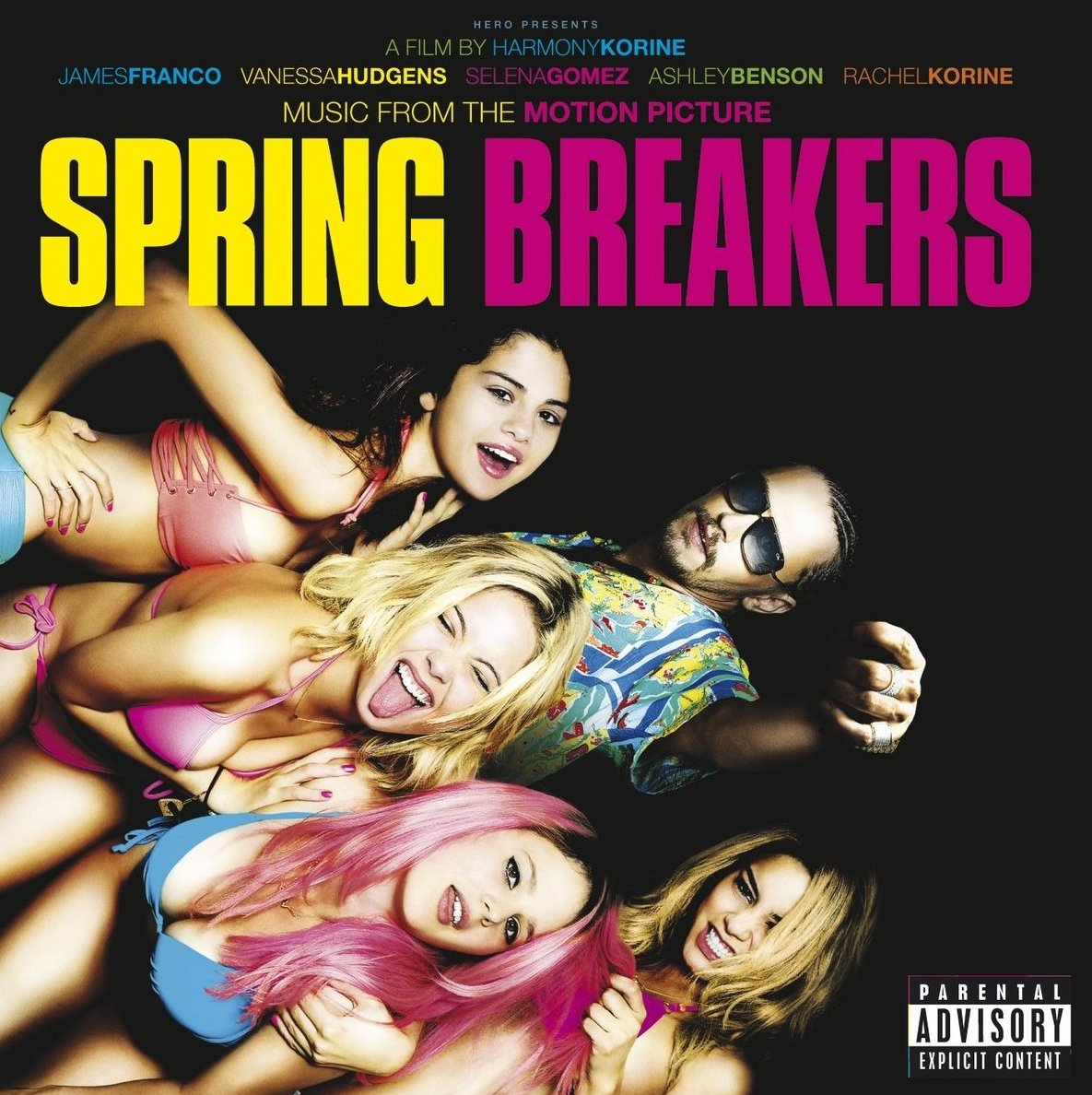 "Dubstep-Megastar Skrillex liefert den Soundtrack zum Kinohit ""Spring Breakers"" mit Selena Gomez und Vanessa Hudgens"