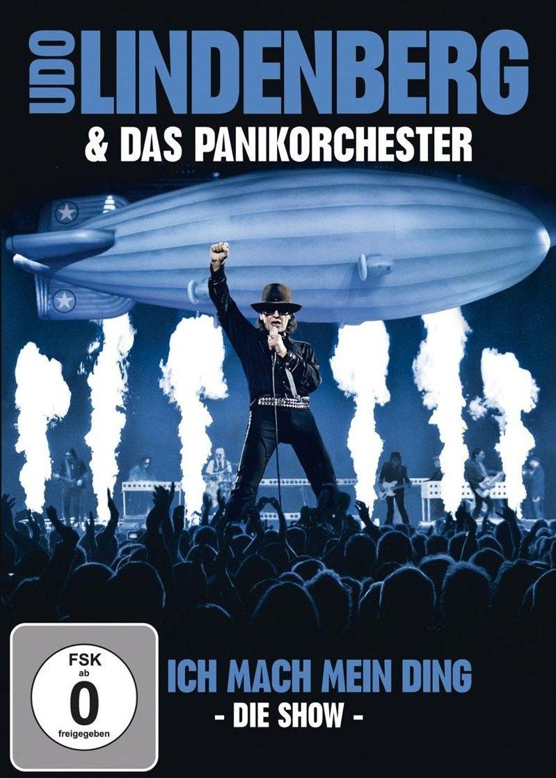 """Udo Lindenberg & das Panikorchester im Höhenflug mit ihrer fulminanten Zeppelin-Show """"Ich mach mein Ding"""""""