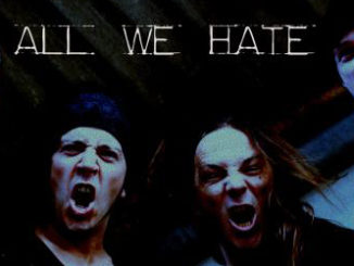 All we hate Bandfoto