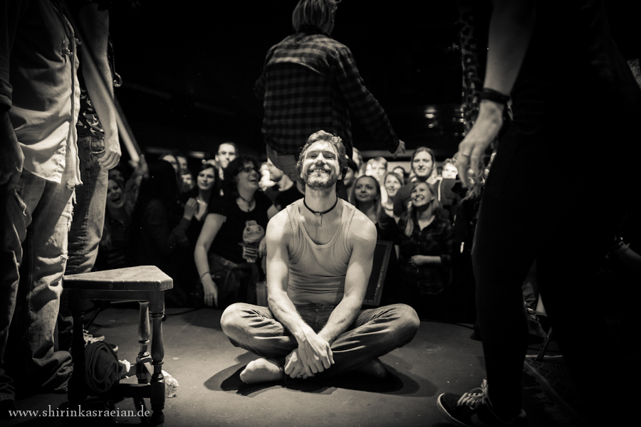 Interview mit Daniel Gildenlöw von Pain of Salvation am 21.04.2013