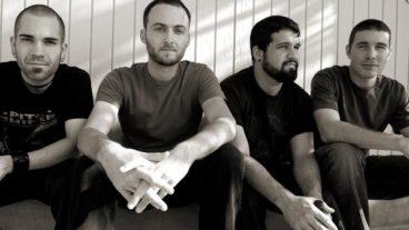 """Intronaut liefern passend zum neuem Release """"Habitual Levitations"""" eine Tour mit Halt im Kölner MTC, 8.4.2013"""