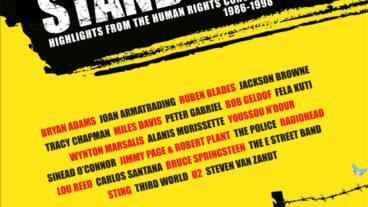 """""""Get Up! Stand Up!"""" präsentiert die Höhepunkte der Serie """"The Human Rights Concerts"""" zwischen 1986 und 1998"""