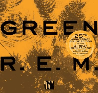 REM Green (25th Anniversary Edition) Cover
