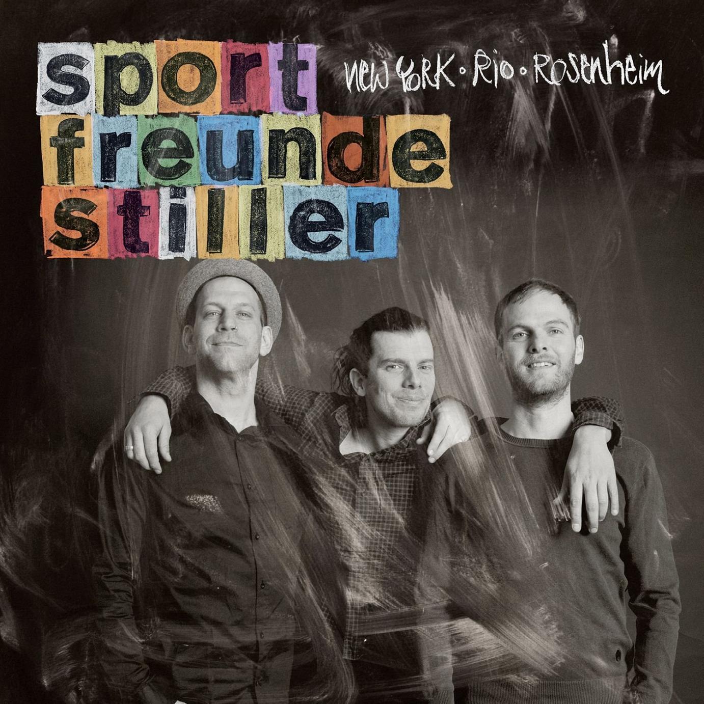 Sportfreunde Stiller – New York, Rio, Rosenheim: Die Rückkehr in den Heimathafen