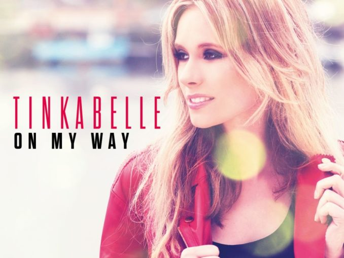 TinkaBelle_On_My_Way_Albumcover