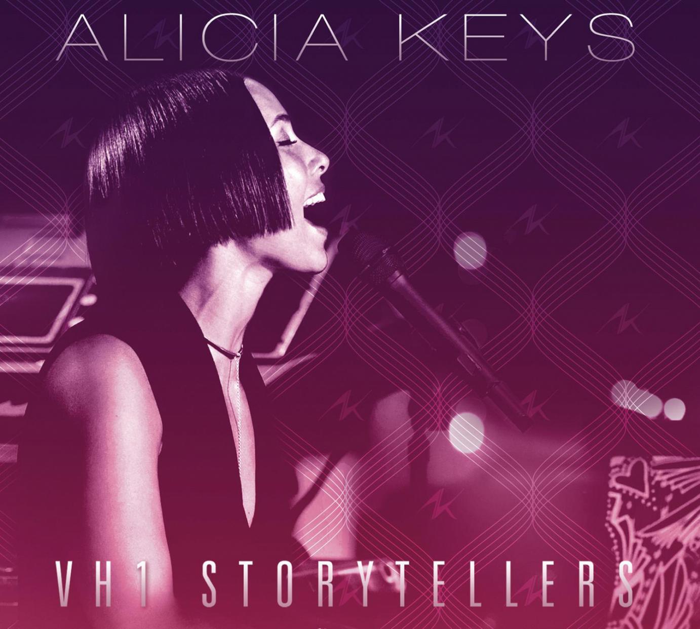 Alicia Keys – VH1 Storytellers: Die großen Hits und die Geschichten dahinter