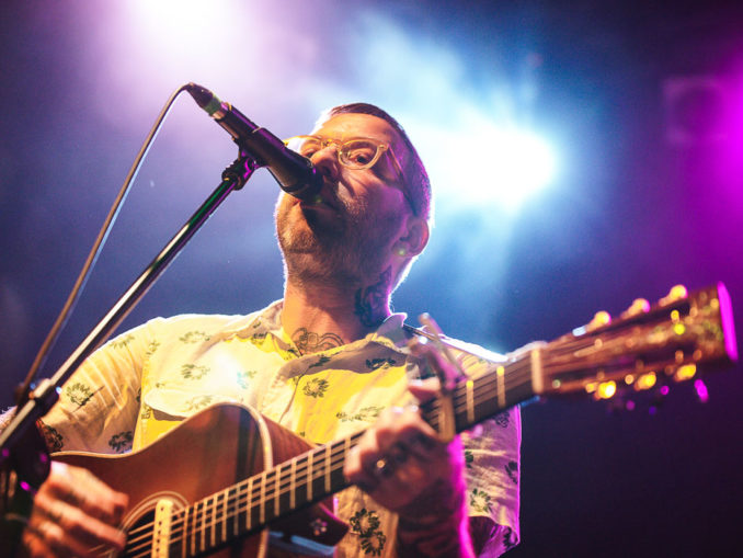 Konzert - City and Colour in Frankfurt am Main