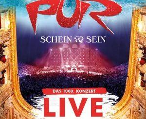 PUR Schein und Sein Live aus Berlin Das 1000 Konzert DVD Cover