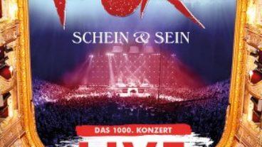 PUR – Schein und Sein: Live aus Berlin. Das 1000. Konzert!