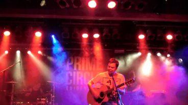 Interview mit Ross Learmonth, dem Sänger von Prime Circle, vor ihrem Auftritt am 14.06.13 im Substage in Karlsruhe