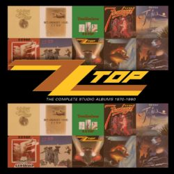ZZ Top The Complete Studio Albums 1970-1990 bei Amazon bestellen