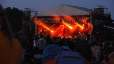 Burg Herzberg Festival 2013 – nach dem Regen kommt der Sonnenschein