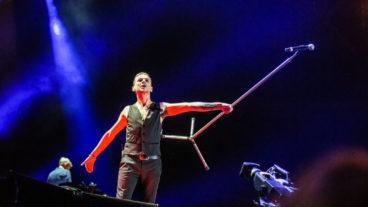 Depeche Mode Fotos – ESPRIT Arena in Düsseldorf 2013