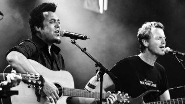 """Laith Al-Deen """"live acoustic"""" am 05.07.2013 auf der ExHaus Sommerbühne in Trier"""