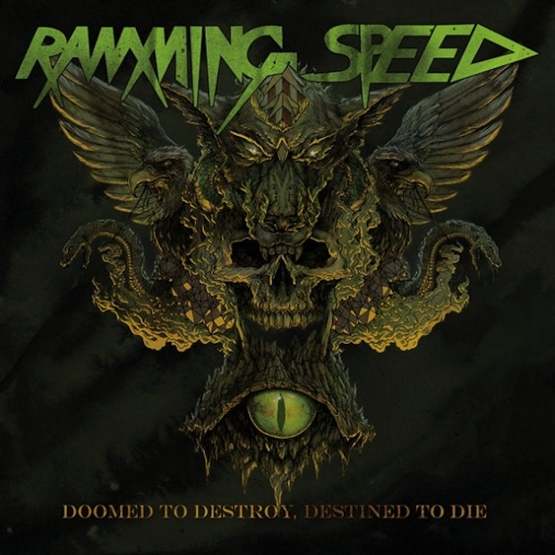 Ramming Speed Cover