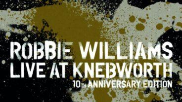Robbie Williams – Live At Knebworth: vor zehn Jahren zelebrierte Robbie das größte Popkonzert in der Geschichte Großbritanniens