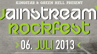 06.07.2013 – Vainstream Rockfest in Münster: Ein Tag und über 20 Bands auf drei Bühnen