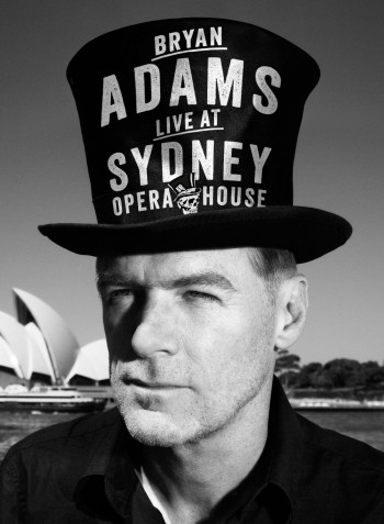 Bryan Adams Bare Bones Live At Sydney Opera House
