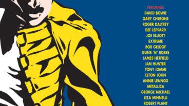"""""""The Freddie Mercury Tribute Concert"""" erstmals komplett in einer 3-DVD-Box!"""