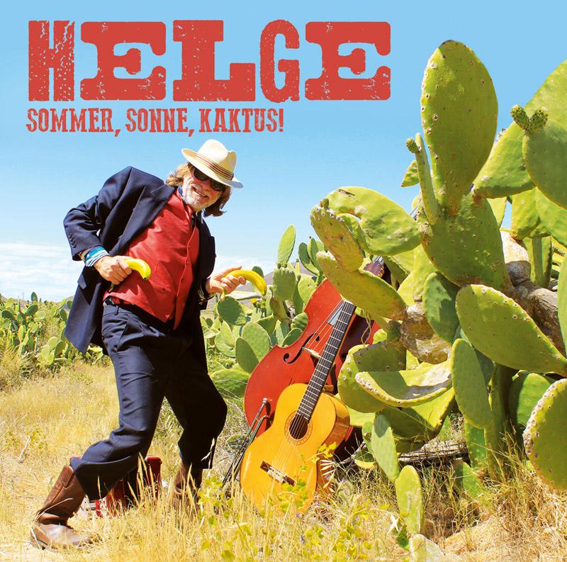 Helge Schneider Cover