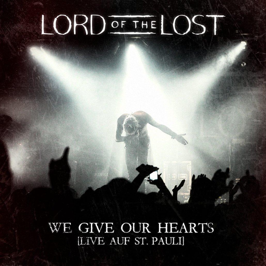 """Lord Of The Lost mit einem Herz für die Heimat: """"We Give Our Hearts – Live Auf St. Pauli"""""""