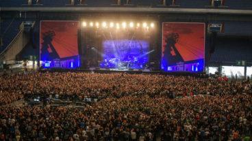 Rock im Pott 2013: System of a Down, Volbeat, Tenacious D, Casper, Deftones und Biffy Clyro in der Veltins Arena