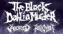 Black Dahlia Murder Tour Poster2
