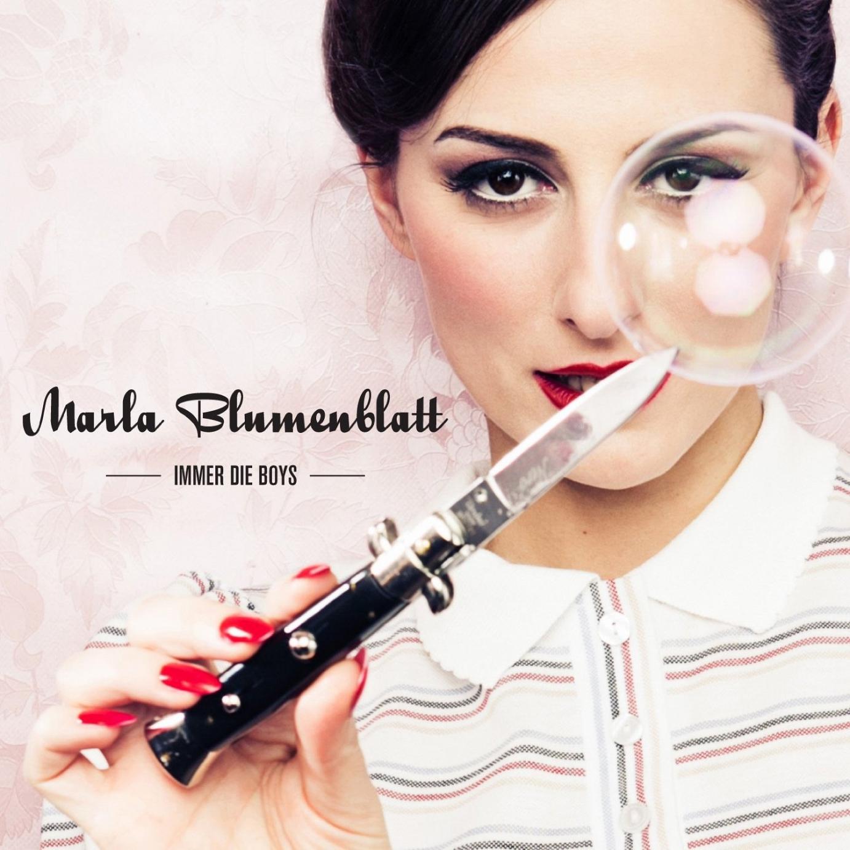 Marla Blumenblatt – Immer die Boys: Detailverliebter Retro-Pop , der den Sommer zurückbringt