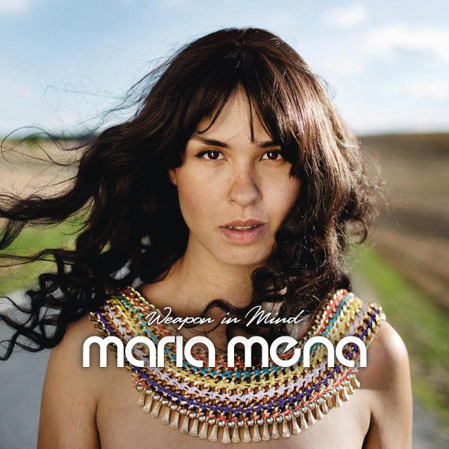 """Maria Mena – """"Weapon in Mind"""": selten wurde melodischer geflucht"""