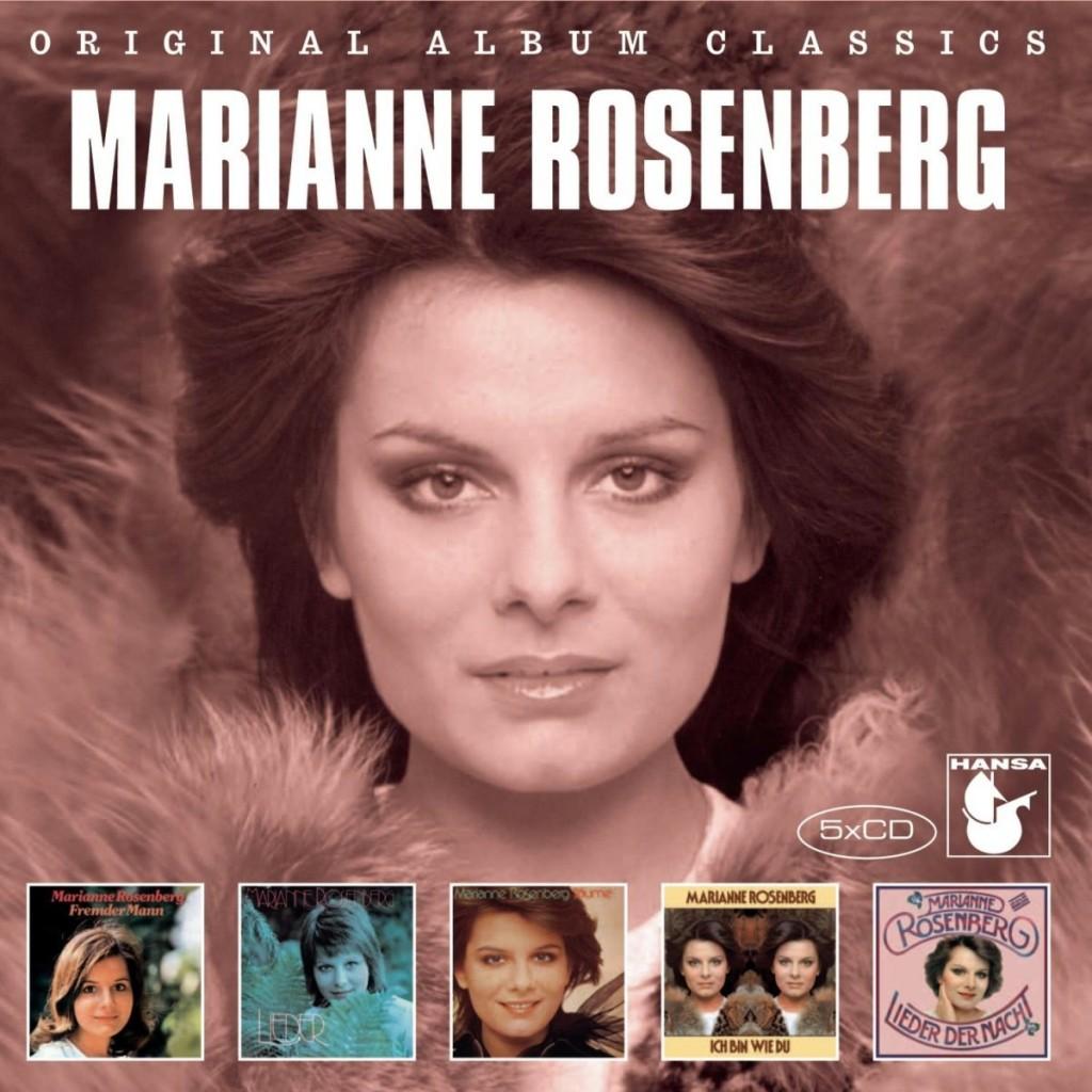 Album Classics mit relativ neuem Material von Peter Maffay und den Alben der Anfangstage von Marianne Rosenberg