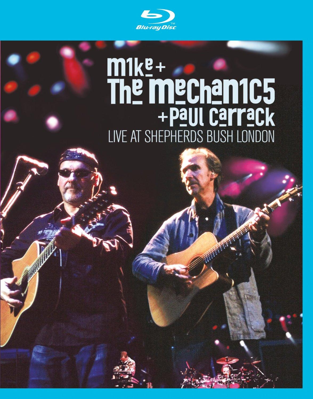 "Mike & The Mechanics inkl. Paul Carrack 2004 im ""Shepherds Bush"", London"