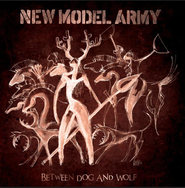 New Model Army wagen mit