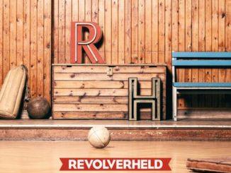 Revolverheld Immer in Bewegung CD Cover
