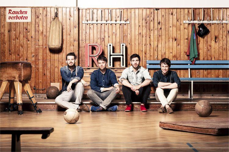 Live-Video von Revolverheld zur neuen Single