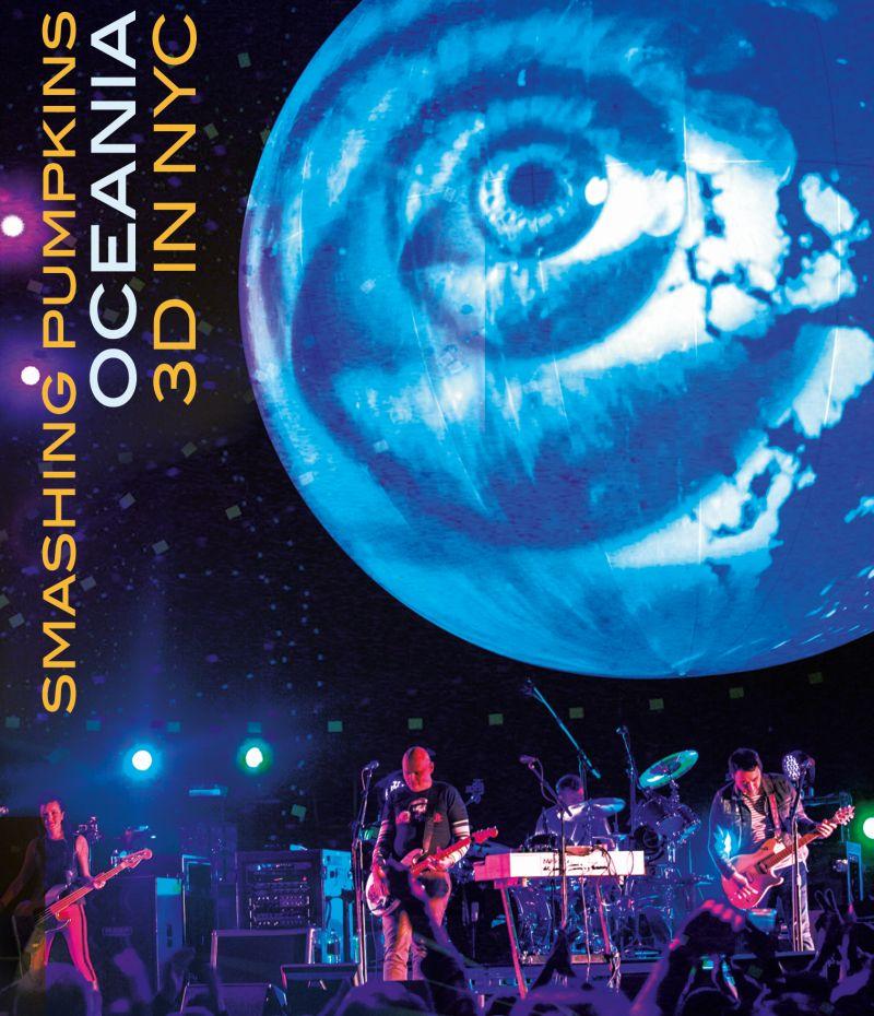"Die Smashing Pumpkins zelebrieren ""Oceania: Live In NYC"""
