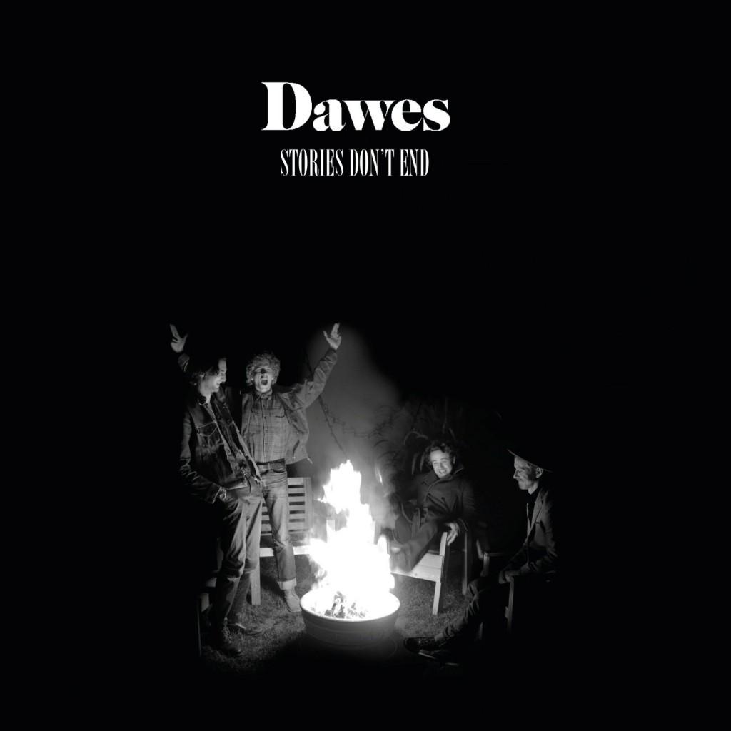 """Dawes überzeugen in ihrem dritten Album """"Stories Don't End"""" mit warmen Folk-Rock Melodien"""