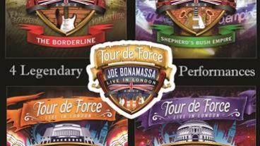 "Joe Bonamassa: ""Tour de Force"" – eine Konzertreise durch London"