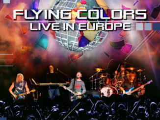 Flying Colors Live_Albumcover CD_500
